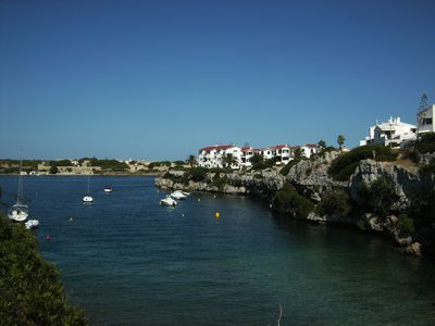 Cala Padera - swimming bay